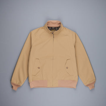 Orgueil 4162A Harrington Jacket Beige
