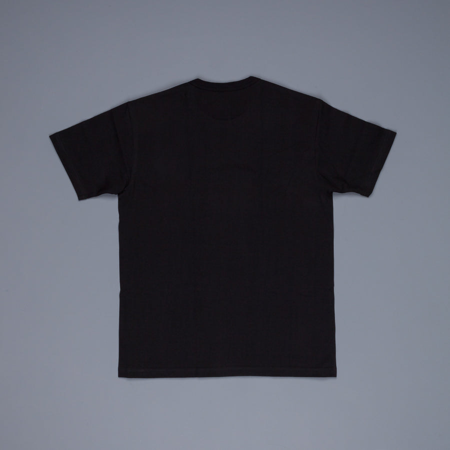 Real McCoy's 2 pack crew neck tee Black