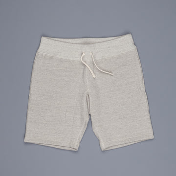 The Real McCoy's 10 Oz Sweatshort Gray