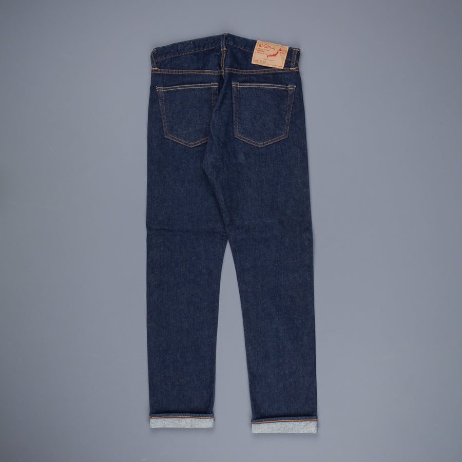 OrSlow 107 Ivy Fit One Wash Stretch