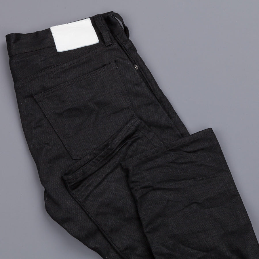 Ron Herman model 01slim fit Blackout denim
