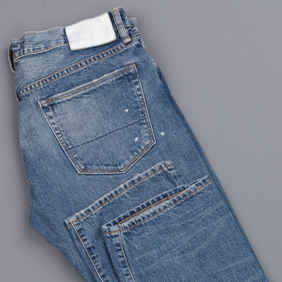 Ron Herman Denim model 02 Presidio wash