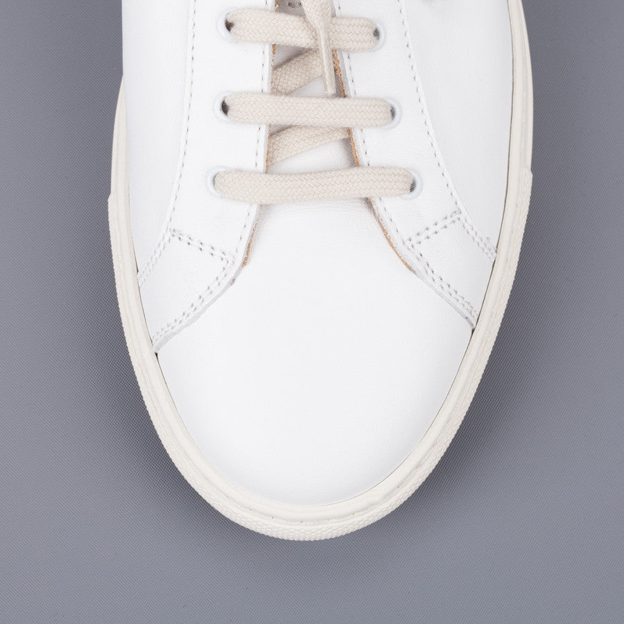 Common Projects 1845 retro white red