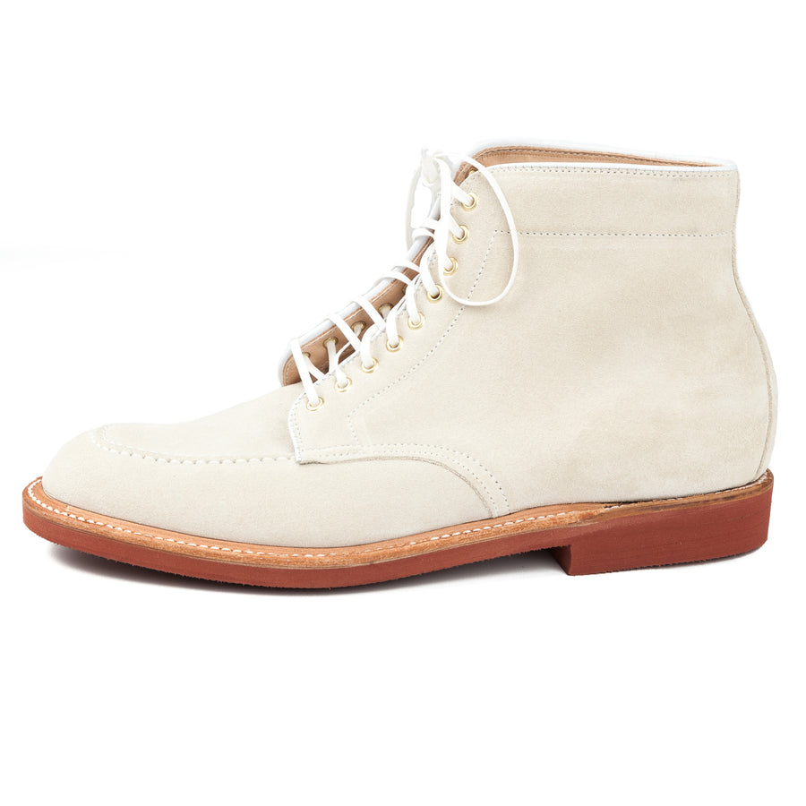 Alden x Frans Boone marble suede indy boots