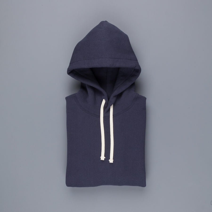 Real McCoy's 10 Oz Loopwheel Parka Navy