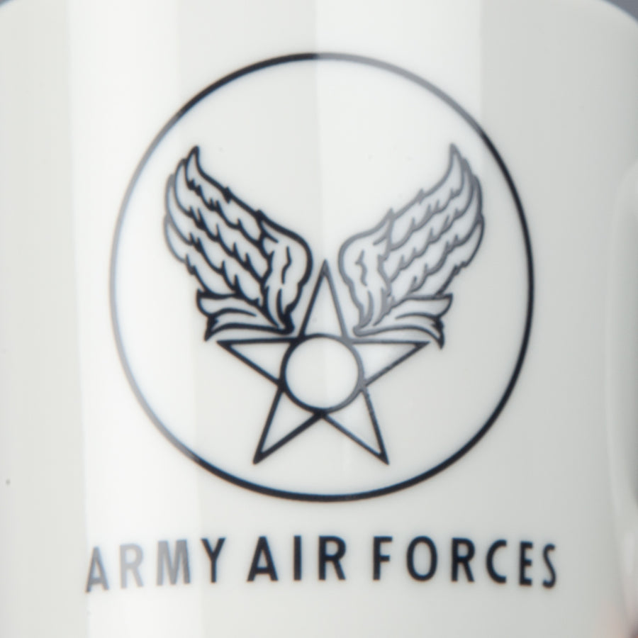 The Real McCoy's US Army Aviator Mug