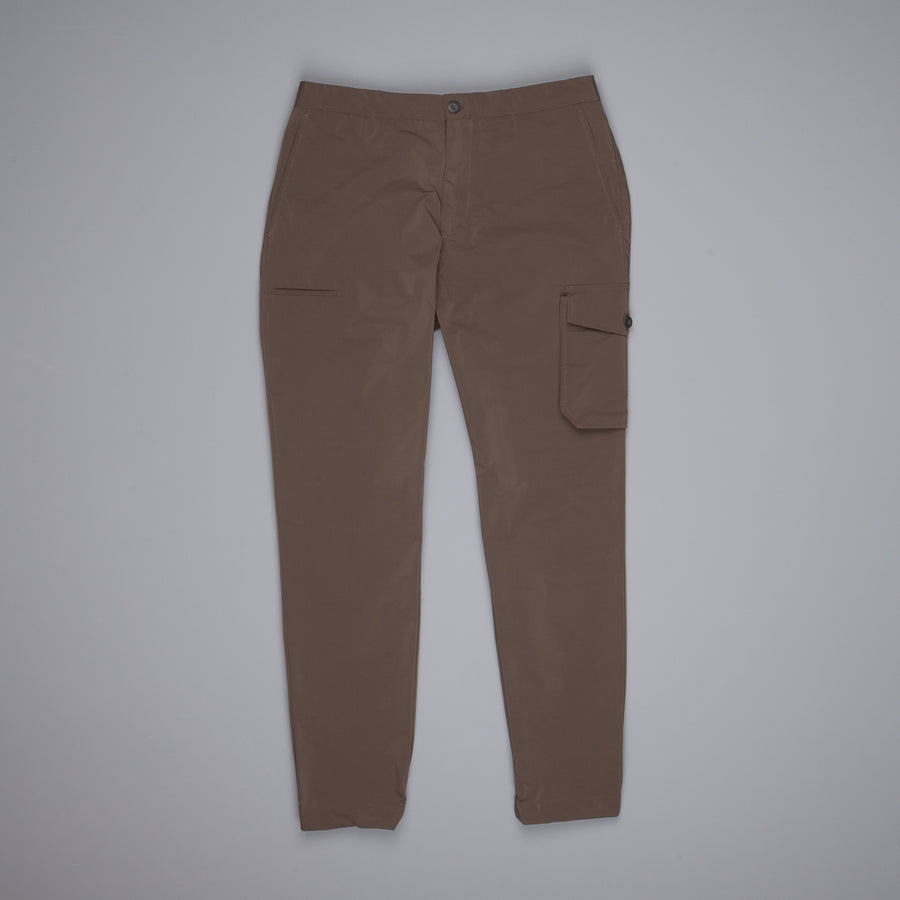 Incotex Packable Easy Pants Verde Marcio Medio