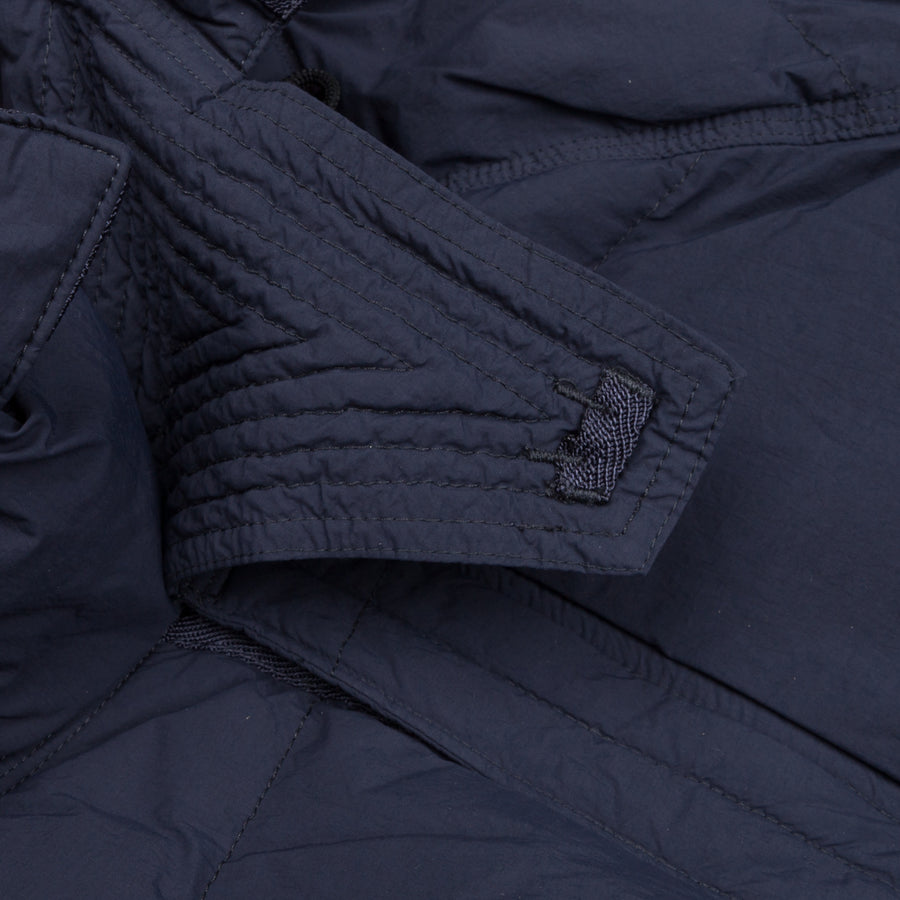 Ten C Artic Down Parka blu