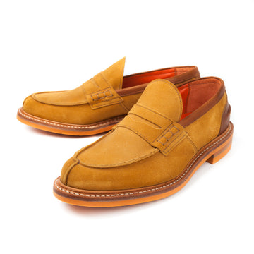 Trickers for Frans Boone two tone loafer