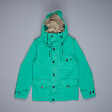 Ten C Navy Jacket Verde bandiera