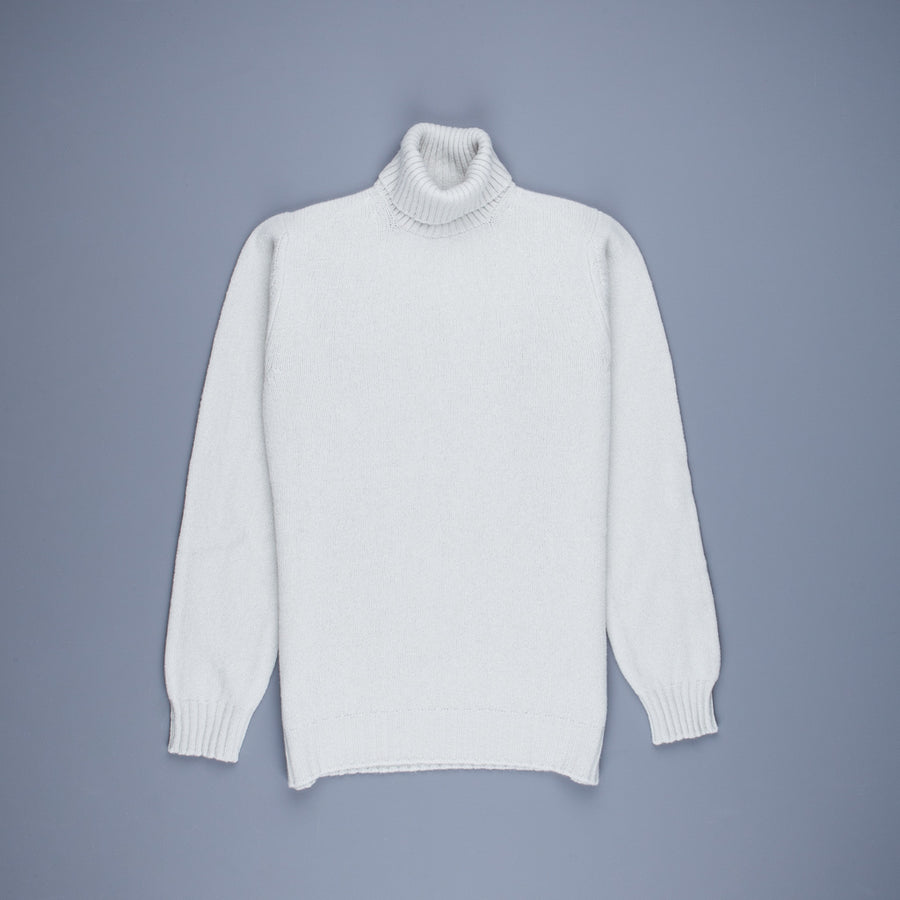 William Lockie Gullan Super Geelong Roll Neck Aspen