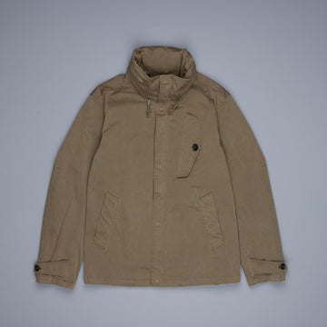 Ten C Marshall Jacket Oliva scuro