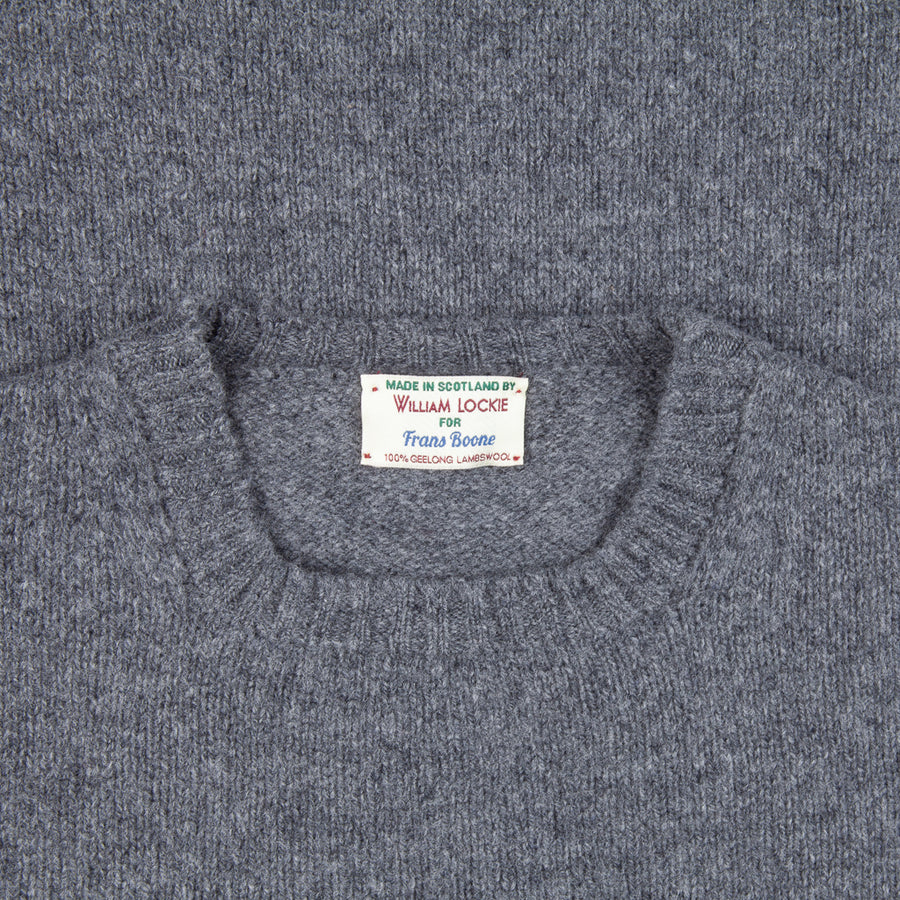 William Lockie Gullan Super Geelong Crew Neck Derby