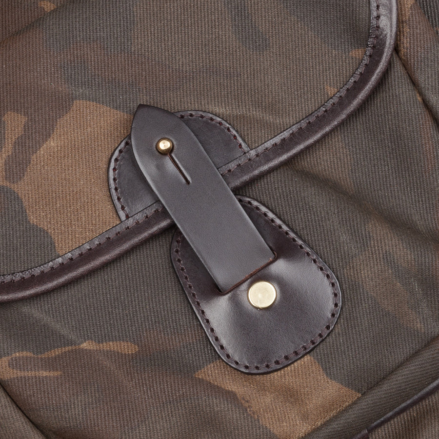 Croots X Frans Boone Canvas Rolltop Backpack Camo