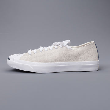 Converse Jack Purcell Woven bar tape Vaporous Gray