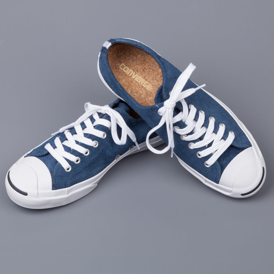 Converse Jack Purcell Woven bar tape Navy
