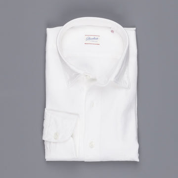 Glanshirt Kurt Medium Weight Oxford White
