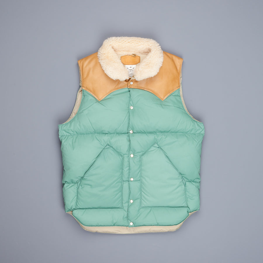 Rocky Mountain Featherbed Christy Vest Emerald