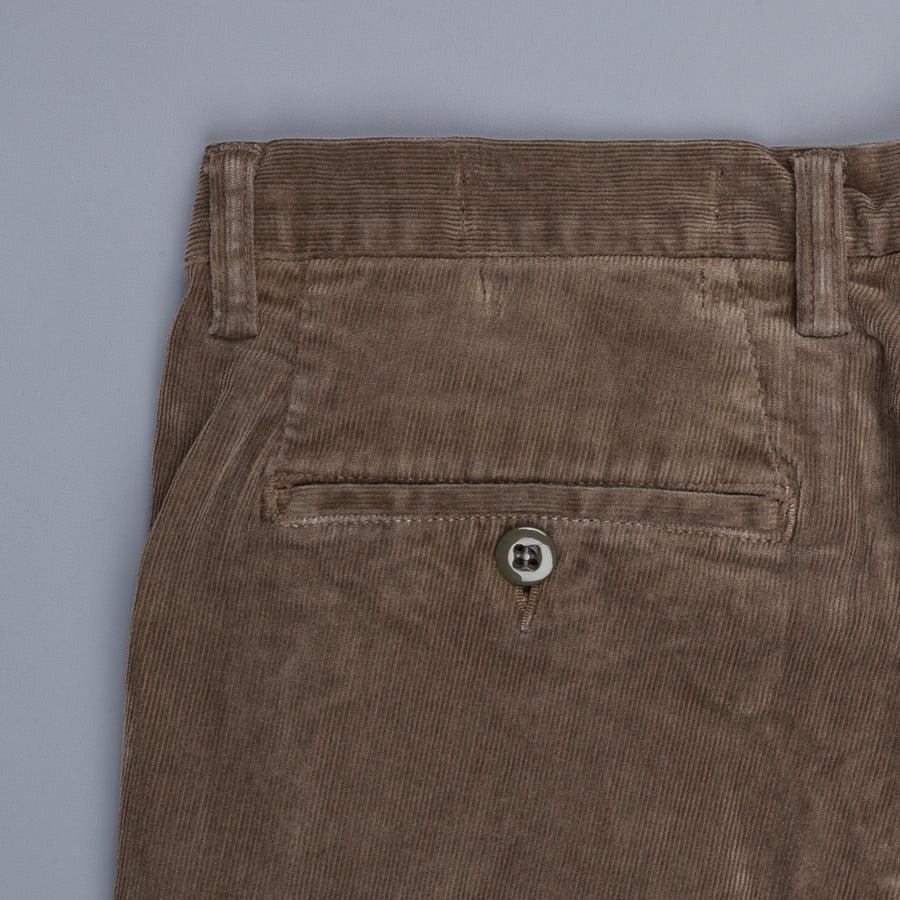 Remi Relief Stretch Corduroy Chino Khaki