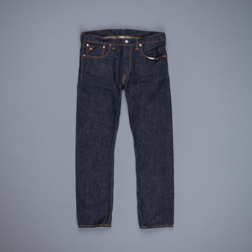 RRL Slim Fit 5 Pocket East-West Rinsed
