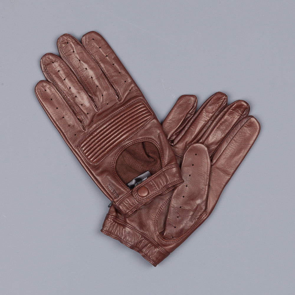 Hestra Steve gloves Chestnut