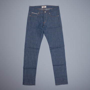 Naked & Famous Denim Super Skinny Guy Belgium linen selvedge