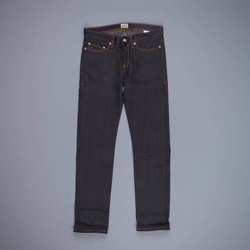 Naked & Famous Denim Weird Guy Deep Indigo stretch
