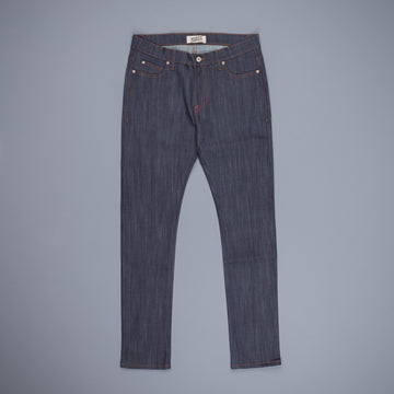 Naked & Famous Denim Stacked Guy Indigo Power Stretch