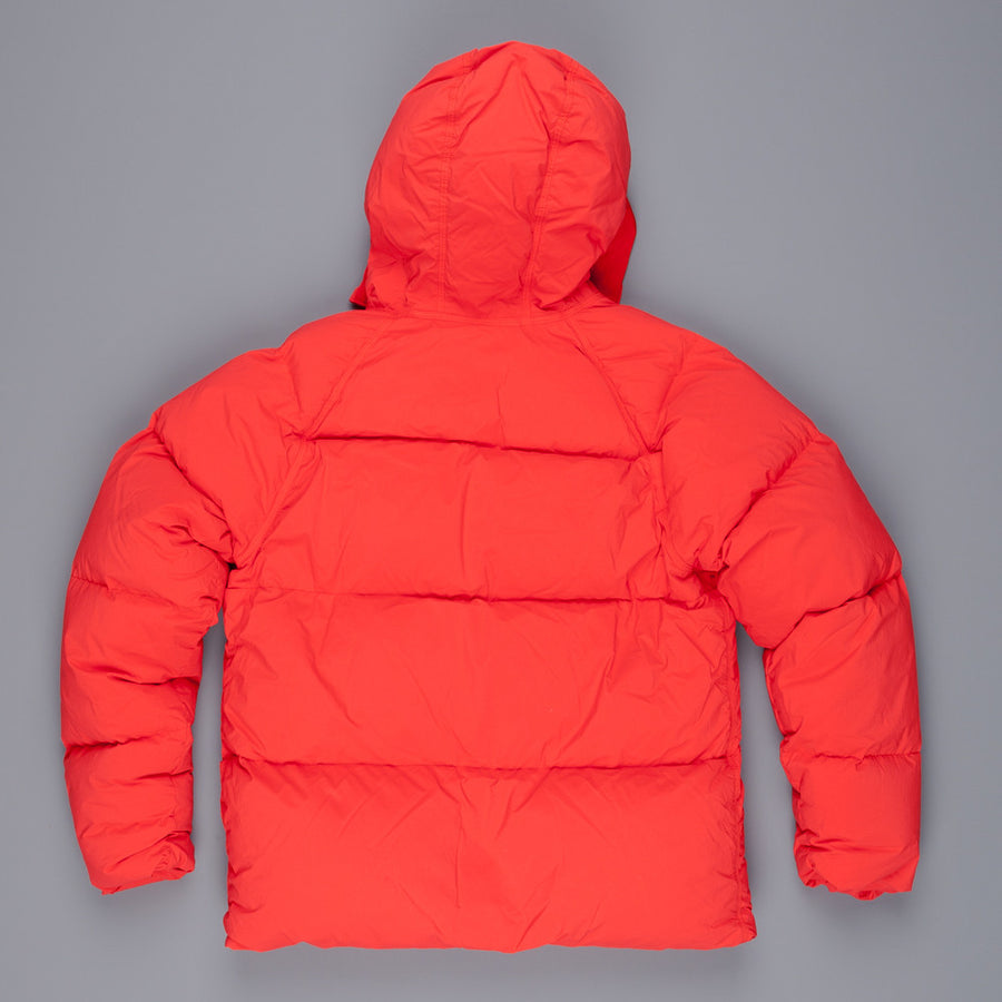 Ten C Arctic Down Parka Red