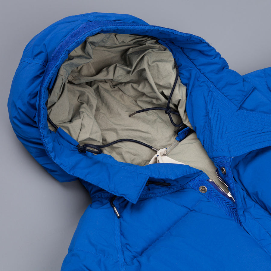 Ten C Artic Down Parka Blue