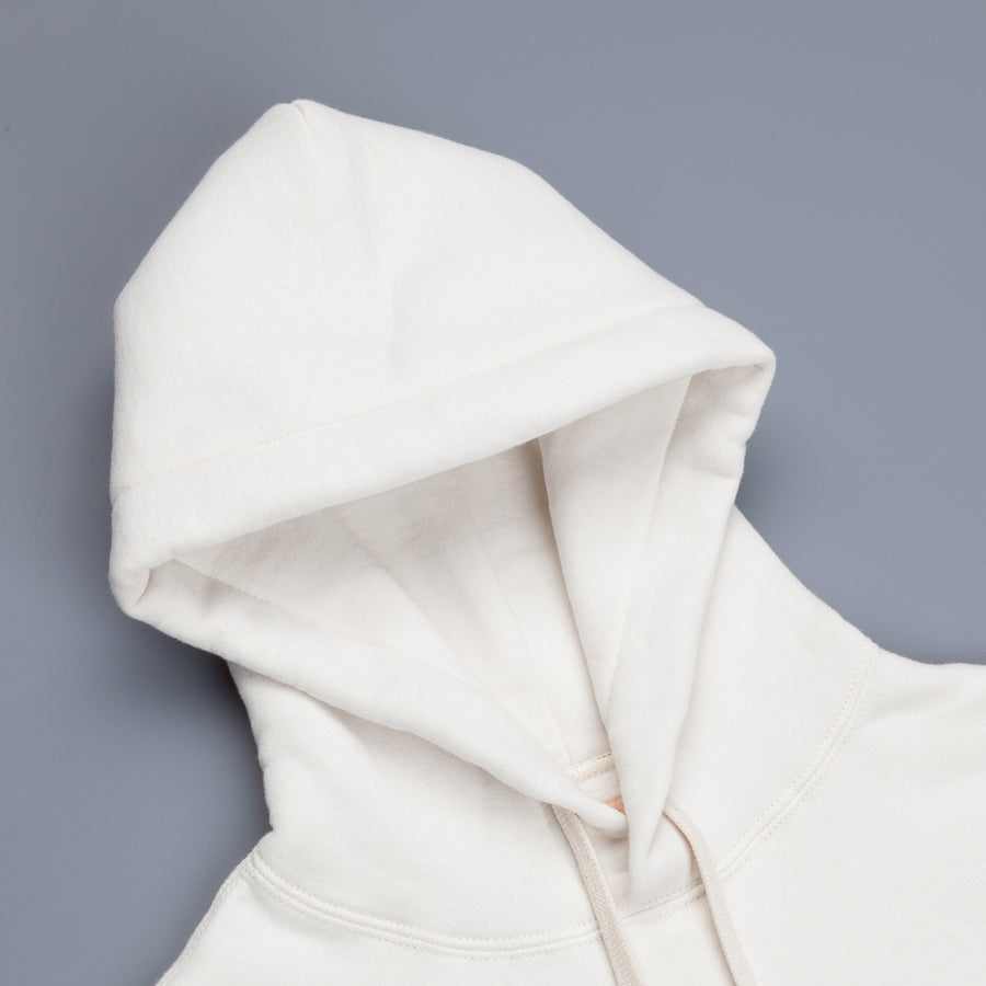 Real McCoy's 10 Oz Loopwheel Parka Milk