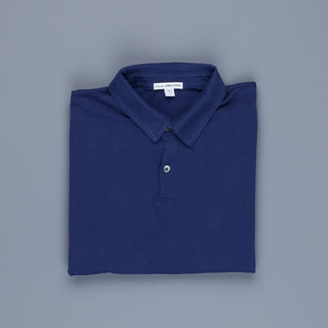 James Perse Revised standard polo Cosmos