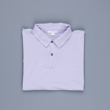 James Perse Revised standard polo Parfait