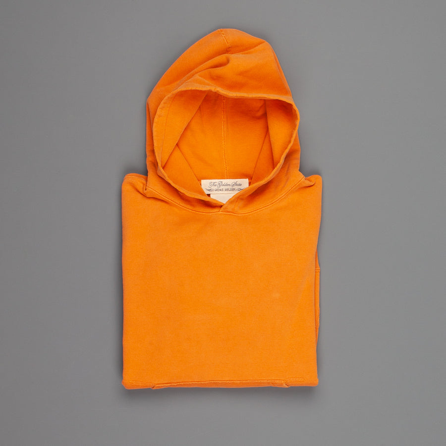 Remi Relief Special Finish Fleece Parka Orange