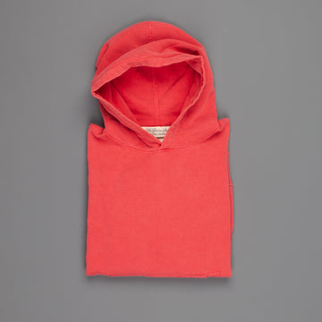 Remi Relief Special Finish Fleece Parka Red