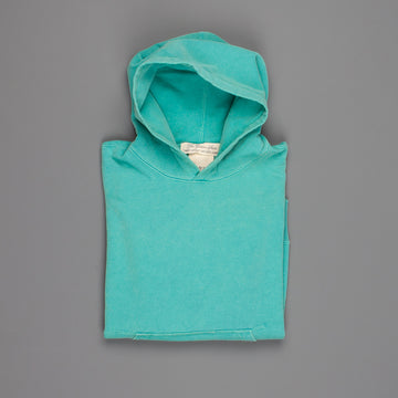 Remi Relief Special Finish Fleece Parka Green