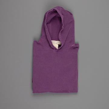 Remi Relief Special Finish Fleece Parka Purple