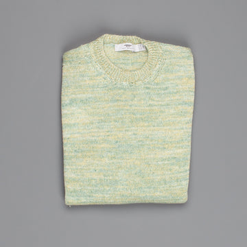 Inis Meain Donegal Linen Crew Neck Marrem