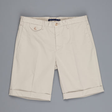 Incotex Model 36 Slim fit Short Royal Batavia Beige Chiaro