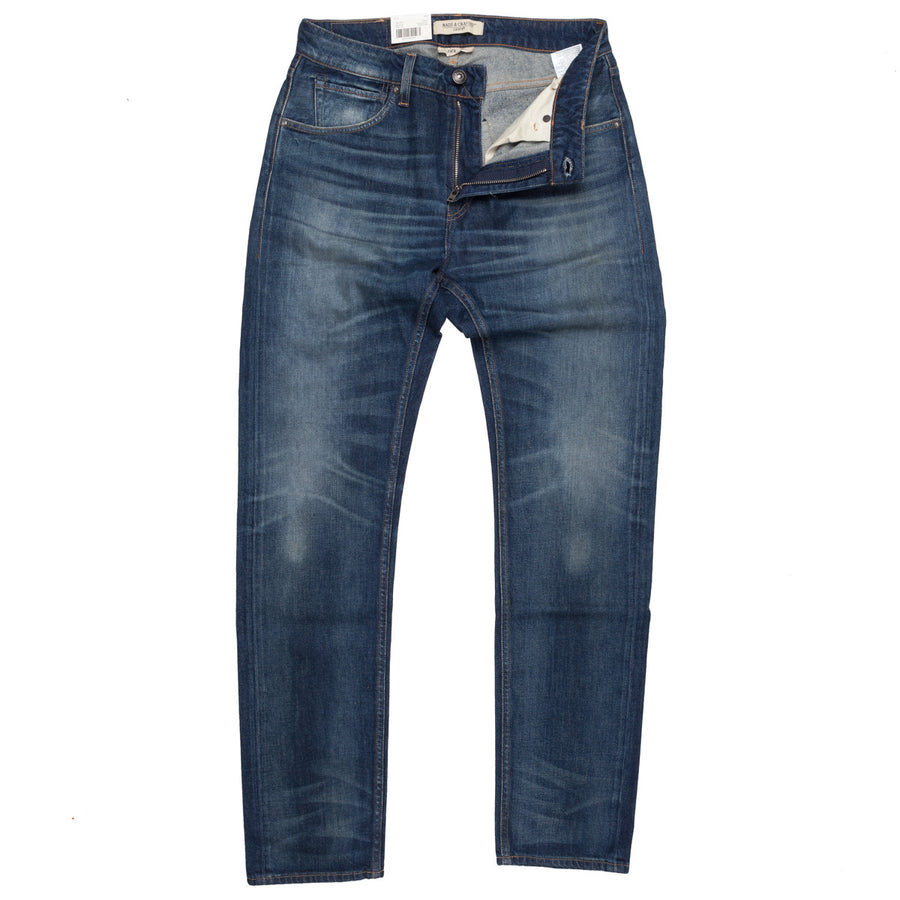 Levis Made and Crafted Tack slim jeans go over wash