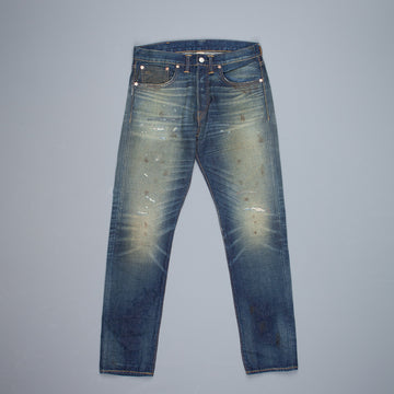 RRL Slim Fit jeans Milburn Wash