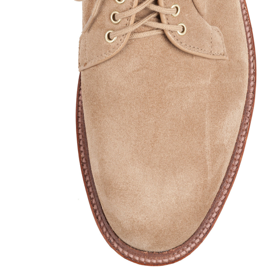 Alden x Frans Boone Tan ptb on waterlock sole