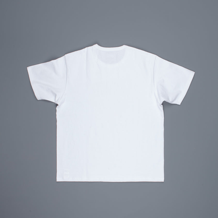 Velva Sheen Ohio Tee white