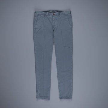 Incotex Slacks Model 103 Blu Medio