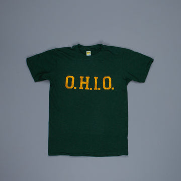 Velva Sheen Ohio Tee Bottle Green