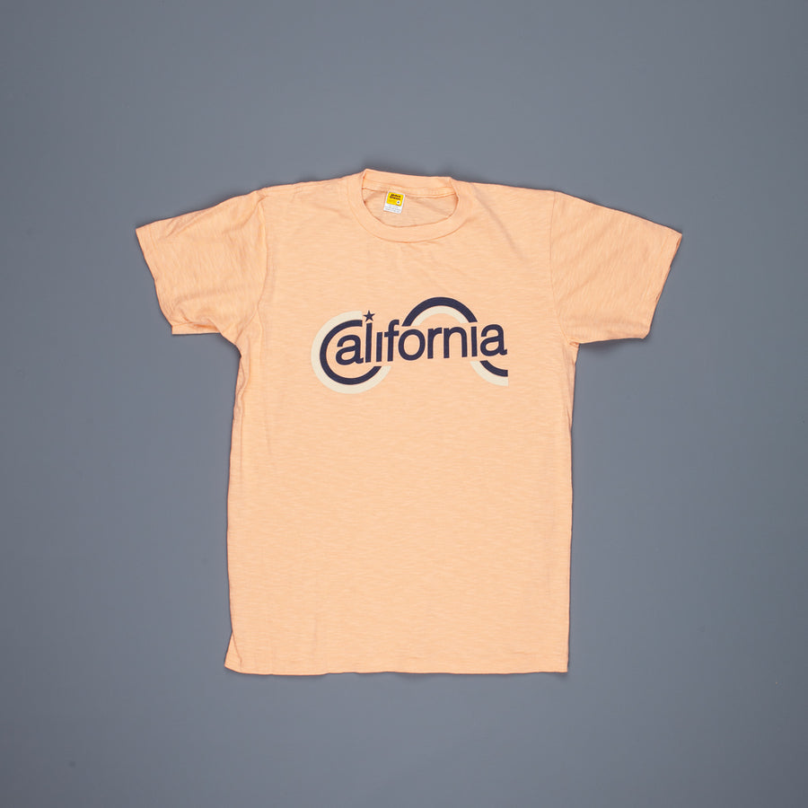 Velva Sheen California Tee Pink