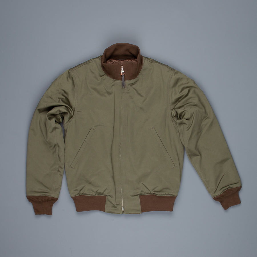The Real McCoy's Civilian Tanker Jacket