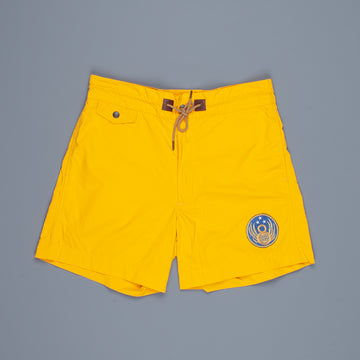 RRL Tour Short Block Rinse Yellow