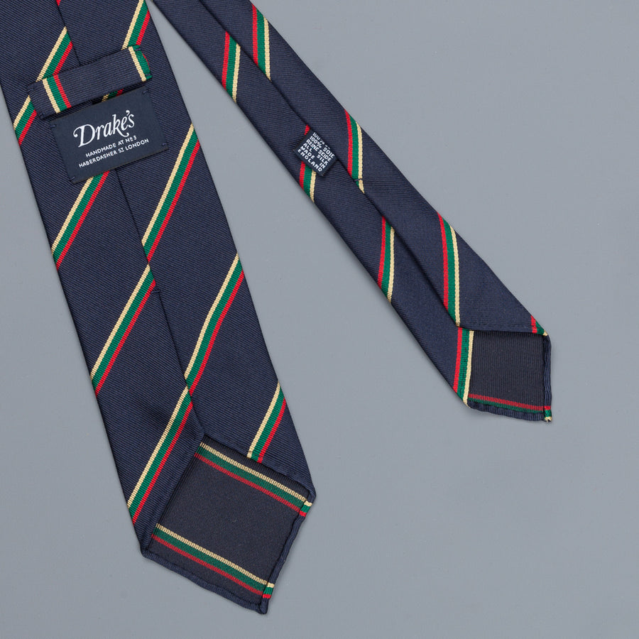 Drakes super repp Regimental tie Boy Scouts