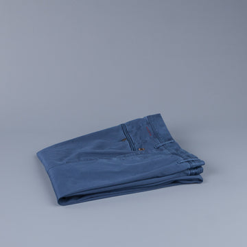 Incotex Slacks Model 106 Blu Medio